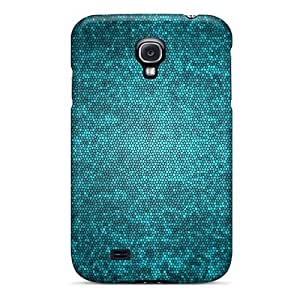 SPLEwfo360wLNcT Tpu Case Skin Protector For Galaxy S4 Stained Glass Pattern Abstract With Nice Appearance