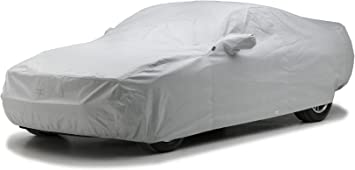 5 Layer 100/% Waterproof CoverMaster Gold Shield Car Cover for Mercedes-Benz S500 Sedan