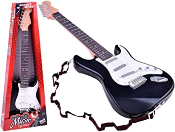 BSD Juguete Musical - Guitarra Electrica para Niños - Amazon.es