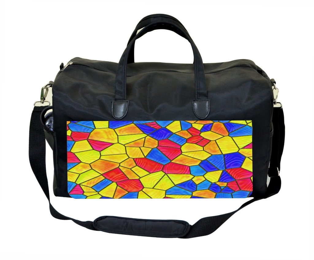 Mosaic Tiles Therapist Bag