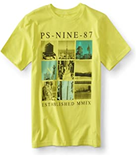 Aeropostale Boys He Whom Smelt It Graphic T-Shirt