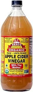 Bragg Organic Apple Cider Vinegar, 0.946 L
