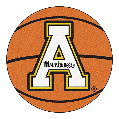 Fan Mats Appalachian State University Basketball Area Rug ()