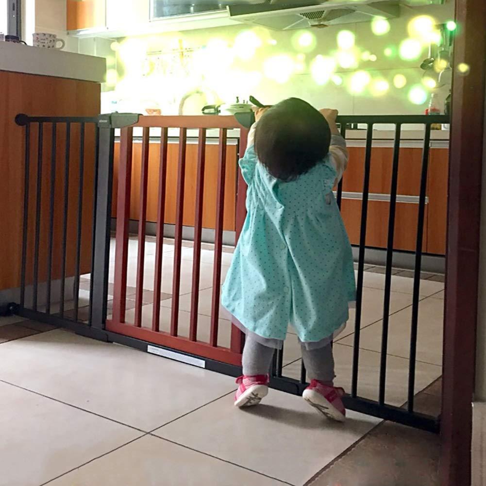 82-89cm Baby Safety Gates Stair Barrier, Pet Dog Fence Playpen Hearth Gates Isolation Door, Height 74.5cm (Size   82-89cm)