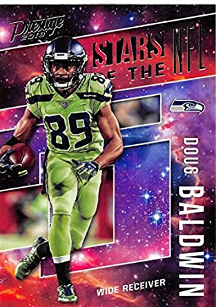 2018 Prestige NFL Stars of the NFL  ST-DB Doug Baldwin Seattle Seahawks  Panini db1c1fc9f