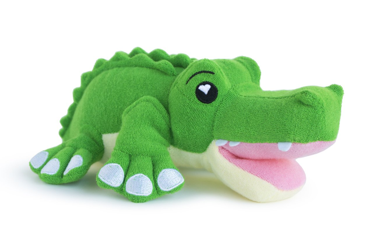 Soapsox Hunter the Gator Baby Bath Toy