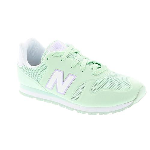 new style e0975 35284 New Balance Girl Sneakers: Amazon.co.uk: Shoes & Bags