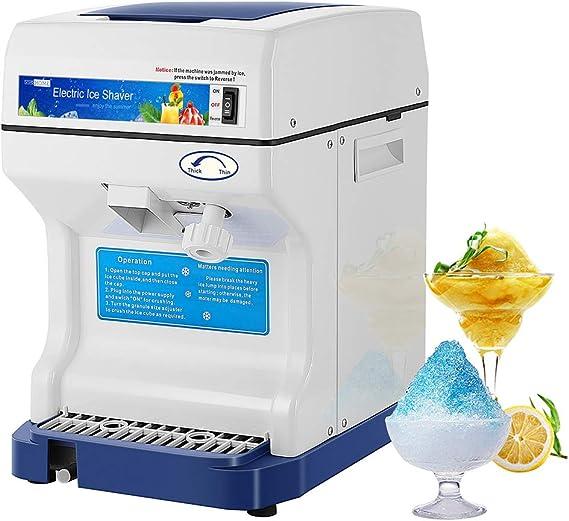 VIVOHOME Electric Ice Shaver Machine