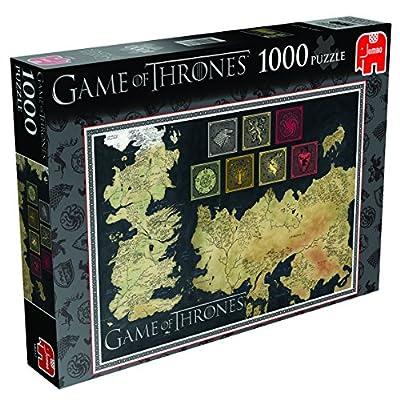 Game Of Thrones 19317 Puzzle 1000 Pezzi