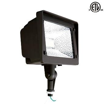 BWL LED Outdoor Flood Light, 30W Outdoor LED Light, 5000K Daylight, 3300  Lumen