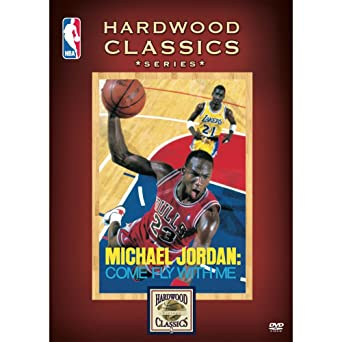 pretty nice 1414e 68d2e Amazon.com: Nba Hardwood Classics: Michael Jordan - Come Fly ...