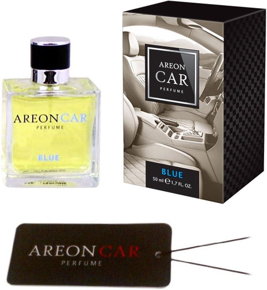 Amazon.es: Ambientador Areon Lux Perfume línea azul 50 ml.