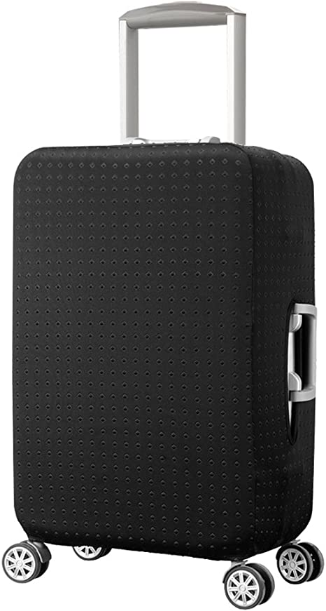 LEISISI Guitar Notes Luggage Cover Elastic Protector Fits XL 29-32 in Suitcase