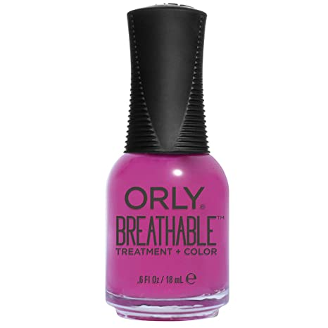 Orly Breathable Nail Color Give Me A Break 0 6 Fluid Ounce