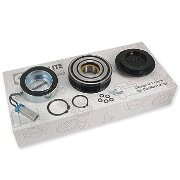 climática Compresor Compresor acoplamiento magnético, 105 mm: Amazon.es: Coche y moto