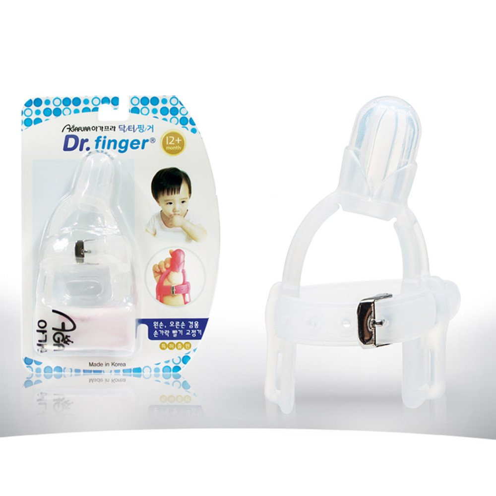 Excellent!! Dr.Thumb-guard stop Thumbsucking Treatment Kit For Baby /& Child