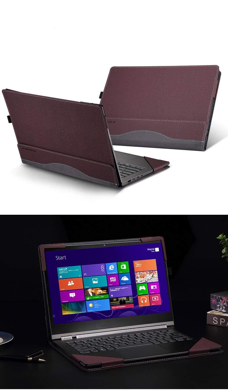 Funda para Lenovo Yoga C930/920/910/900, de Piel sintética ...