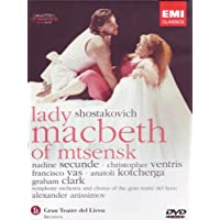 Shostakovich: Lady Macbeth of Mtsensk [Import]