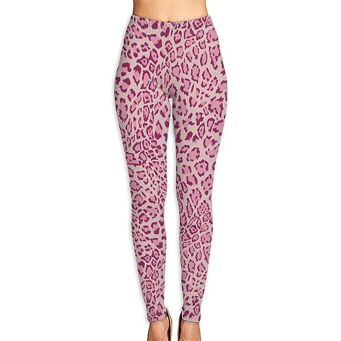 Amazon.com: Pantalones de yoga elásticos para mujer, diseño ...