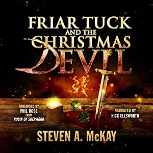Friar Tuck and the Christmas Devil Audiobook