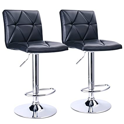 3615d73380c Amazon.com  Leader Accessories Bar Stool
