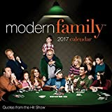 Modern Family 2017 Day-to-Day Daily Desk Boxed Calendar