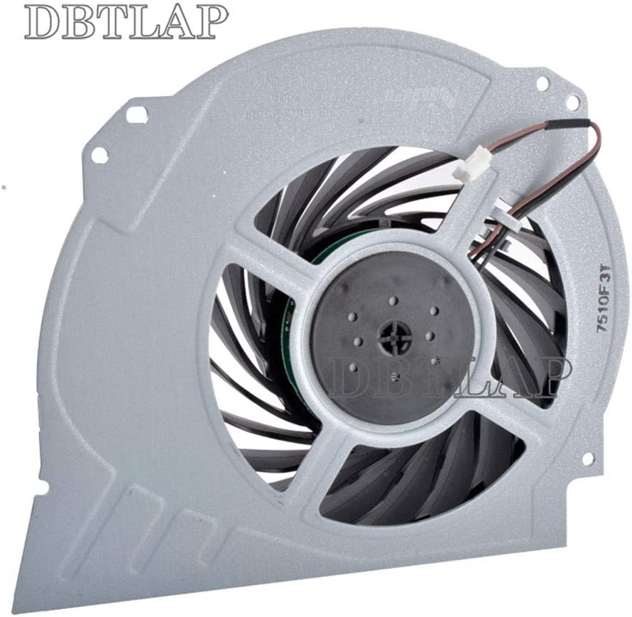 DBTLAP Ventilador Compatible para G95C12MS1AJ-56J14 G95C12MS1CJ-56J14 12V 2.10A Suitable para Ventilador Inside ps4 Pro