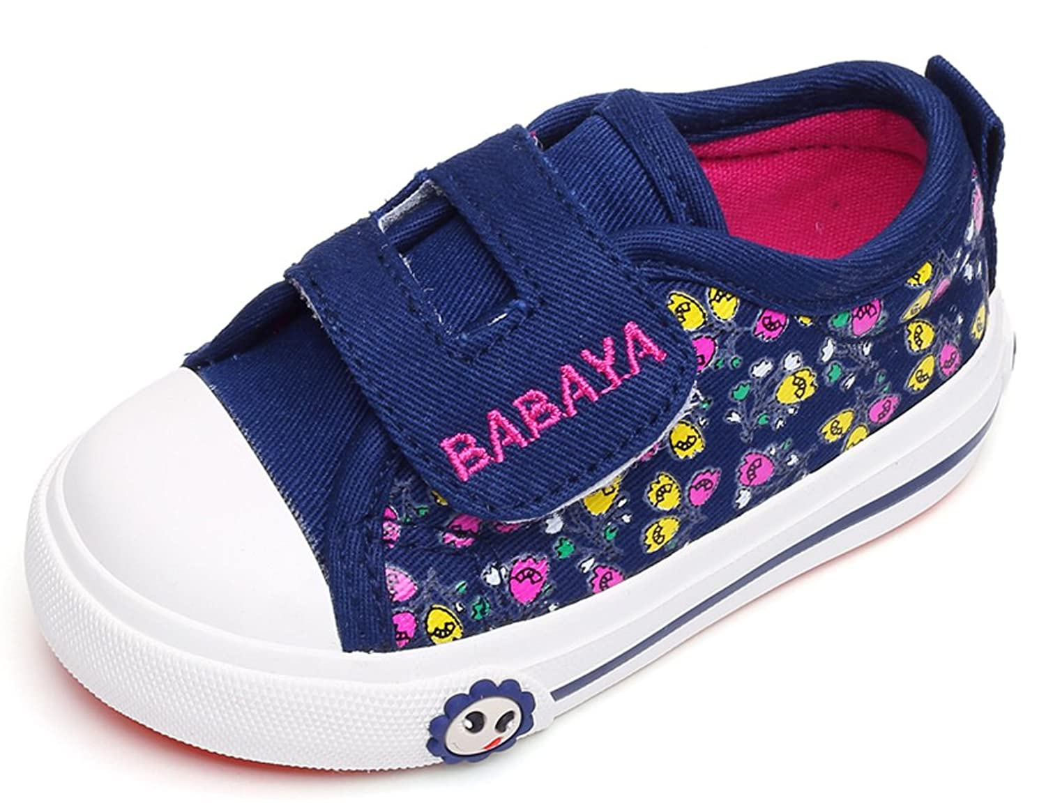 c339f59e2b1763 2015 New D.s.mor Toddler Floral Print Kids Shoes Girls Shoes (6.5 M