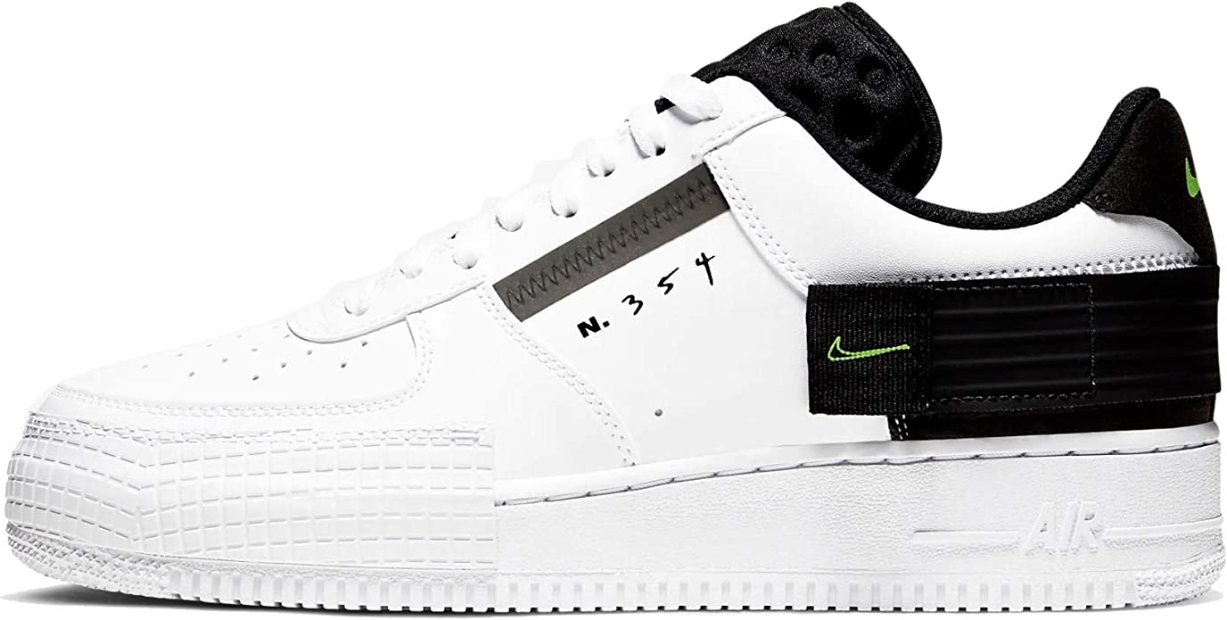 Nike Air Force 1 Type Blanco/Negro AT7859-101 para hombre