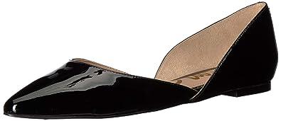 0709ae084851 Sam Edelman Women s Rodney Black Patent 4.5 ...