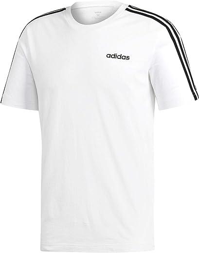 تي شيرت رجالي Adidas Essentials 3-Stripes