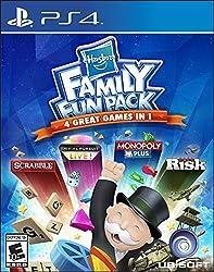 Hasbro Family Fun Pack from UBIS9