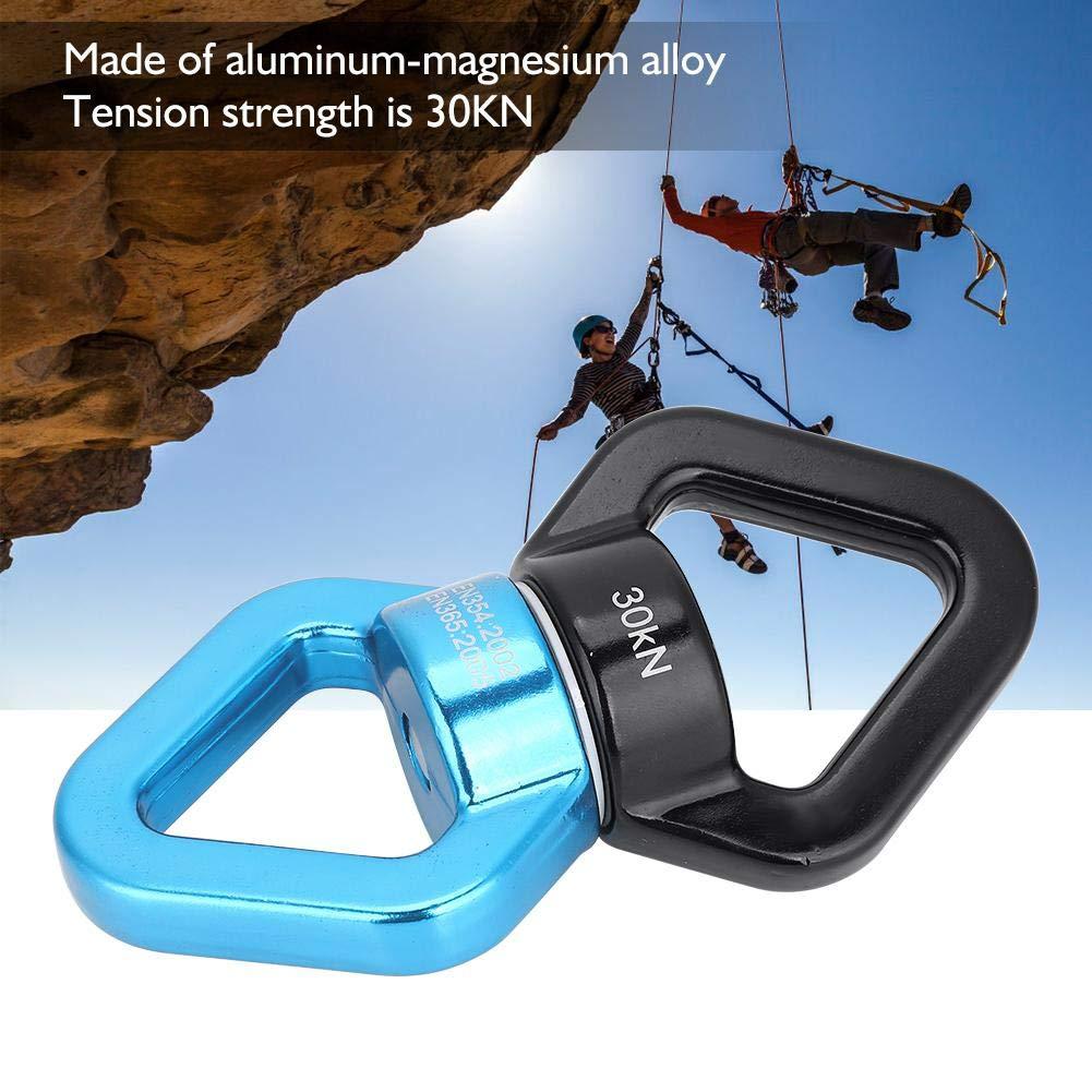rotore di connettore Multifunzione Resistente alla Sicurezza per Arrampicata Zyyini Dispositivo di Rotazione Altalena per Bambini Yoga