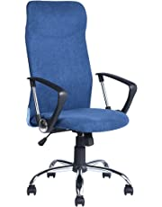 FurnitureR Ergonomic Mesh Adjustable Conference Office Executive Chair