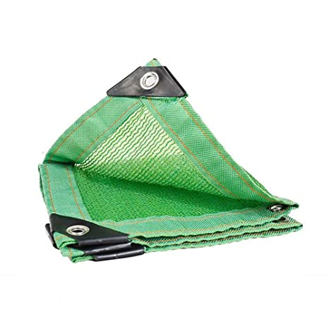 Shade Sails Sunblock Shade Cloth Greenhouse Shade Net UV Resistant Net 50/% Shading Rate Garden Flower Plant Size : 2x2M