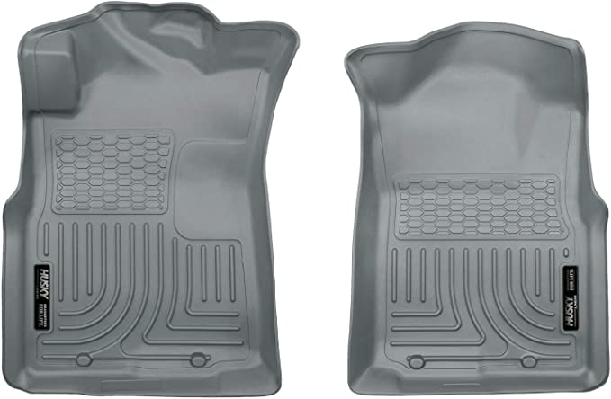 Husky Liners 2nd Seat Floor Liner Fits 12-19 Tacoma Access Cab Pickup
