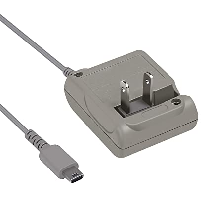 Amazon.com: AC Adapter for Nintendo DS Lite Systems Power ...
