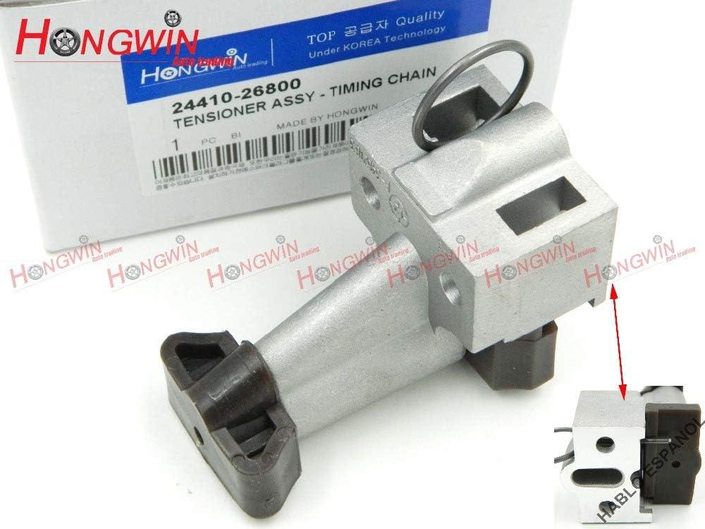 HW 24410-26800 Timing Chain Tensioner Fits Hyundai Accent Fits Kia Rio Rio5 2006-2011 2441026800