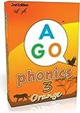 AGO フォニックス オレンジ レベル3 第2版 英語 カードゲーム