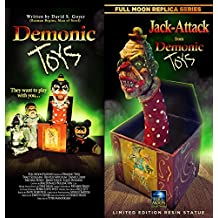 Demonic Toys Jack Attack Resin Statue