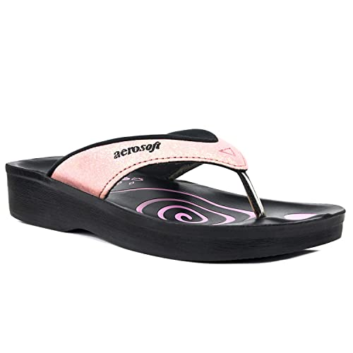 889689fae045 Aerosoft - High Arch Supportive Flip Flops for Women