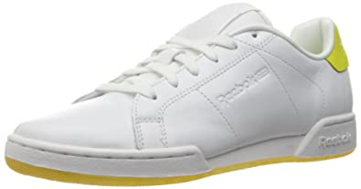Reebok Women's Npc Ii Ne Face Fashion Sneaker, Clarity/Wonder, ...