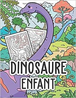Dinosaure Enfant Livres Enfants 3 A 6 Ans Dinosaure