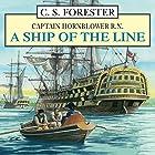 A Ship of the Line Hörbuch von C. S. Forester Gesprochen von: Christian Rodska