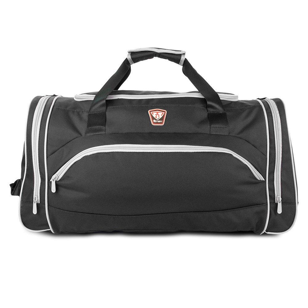 fitmark Power Duffel Bag/ /Sac de Sport Noir