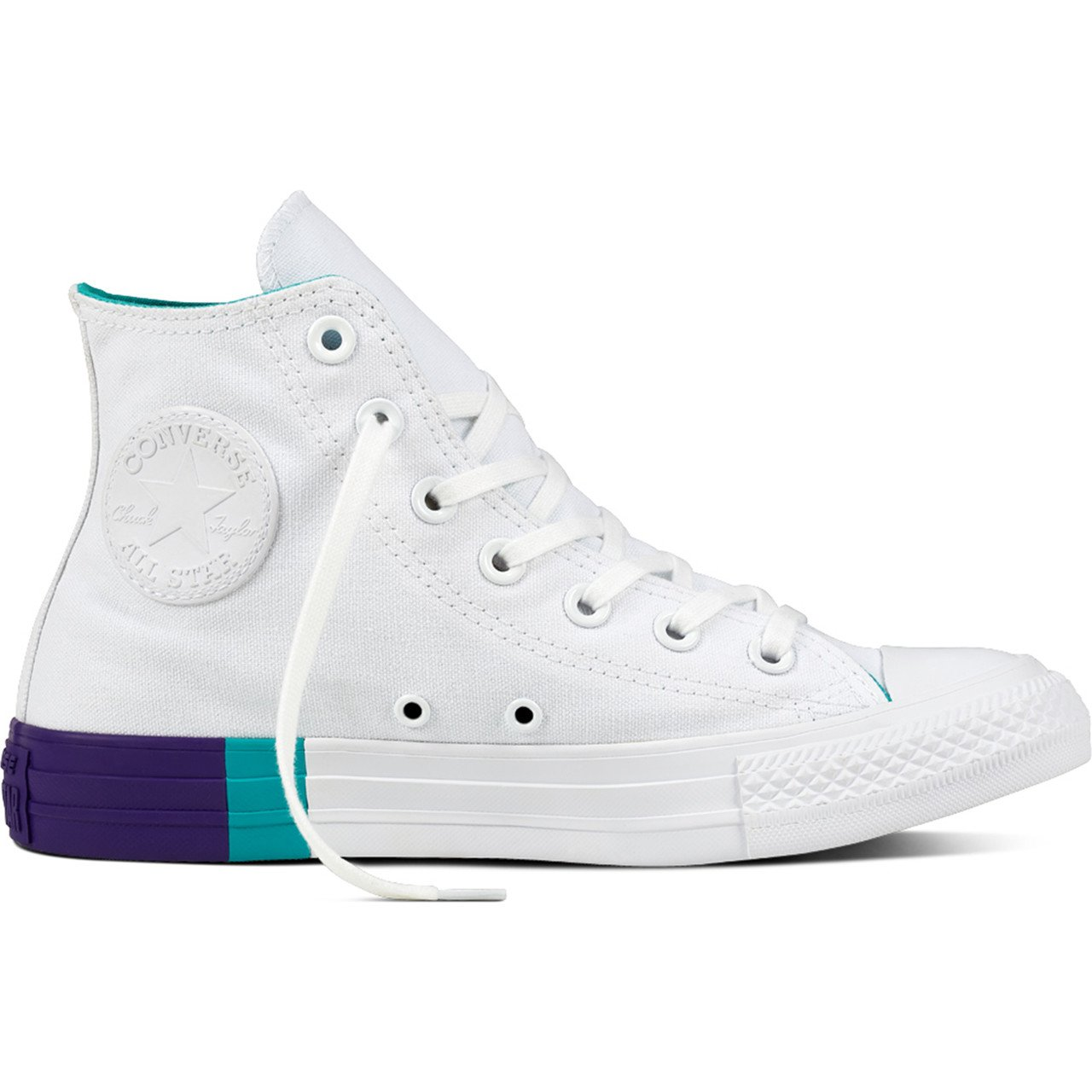 fe48c773bfd Amazon.com | Converse Chuck Taylor All Star Block Midsole Mens ...