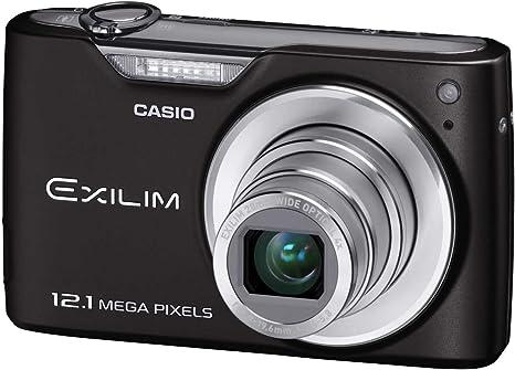 Casio Exilim EX-Z450 BK - Cámara Digital Compacta 12.1 MP (3 ...