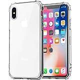 Feiyatu iPhone XR ケース 6.1インチ スマホケース クリア TPU素材 360度 保護 カバー 携帯ケース レンズ保護 透明 ソフト 耐衝撃 擦り傷防止 アイフォン xr case 薄型 指紋防止 軽量 ストラップホール