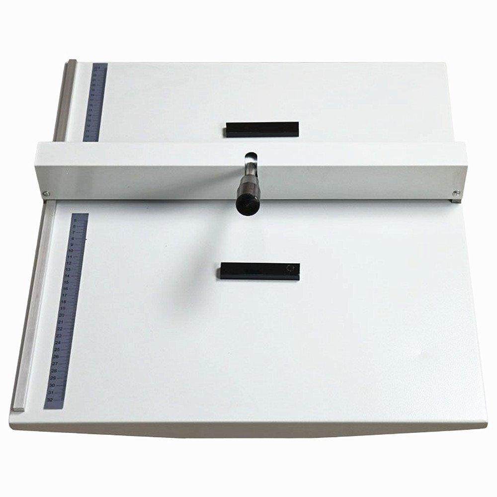 Update A3 paper folding machine creasing 460mm Manual paper marking press   B00QYDPP5M