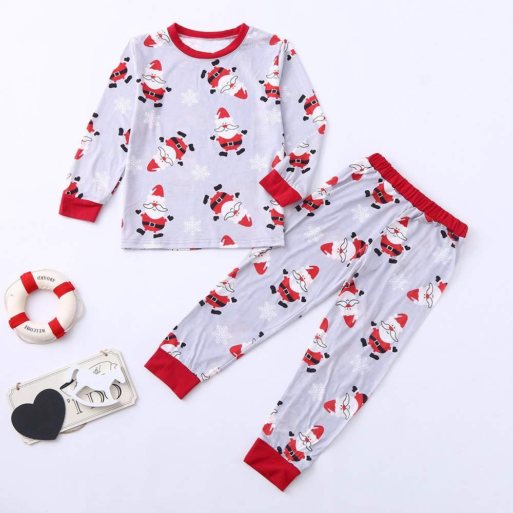 cinnamou Pijama Familiar NavideñO Conjunto De Pijama para Papá ...